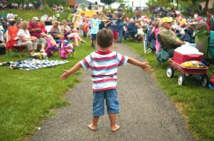 Children's Concert in Greenwood