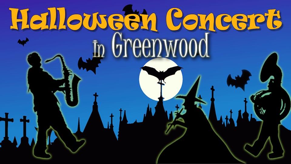 Halloween Concert in Greenwood