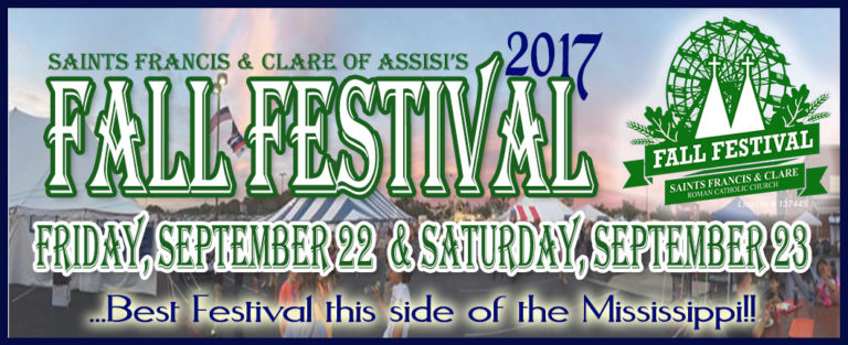 St Francis & Clare Fall Festival Concert