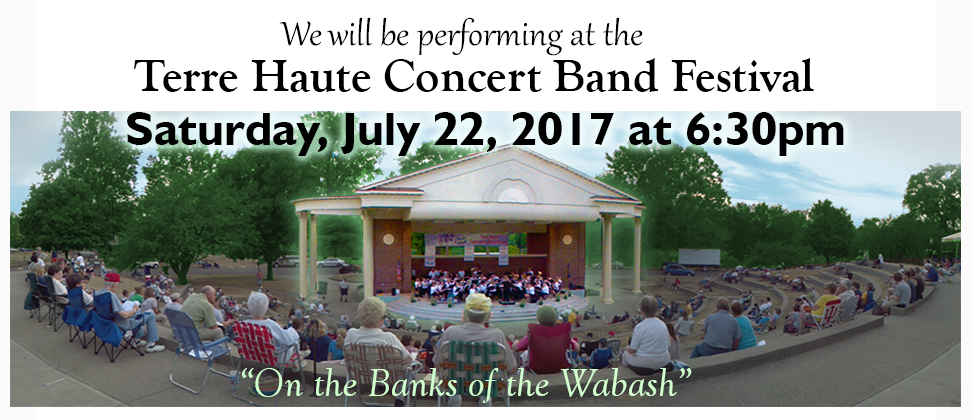 Terre Haute Concert Band Festival 2017