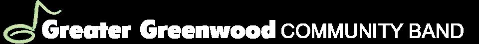 Greater Greenwood Community Band logo