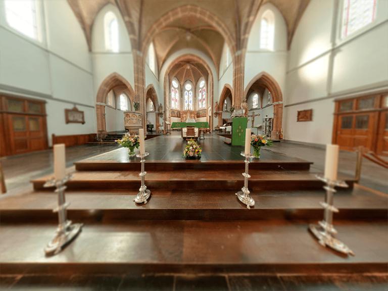 Free Concert in Monnickerdam, Katholieke Kerk Nicolaas